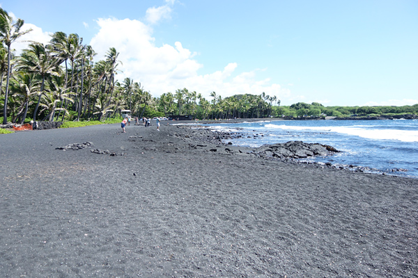 BLACKSAND BEACH