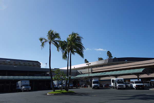 Honolulu airport