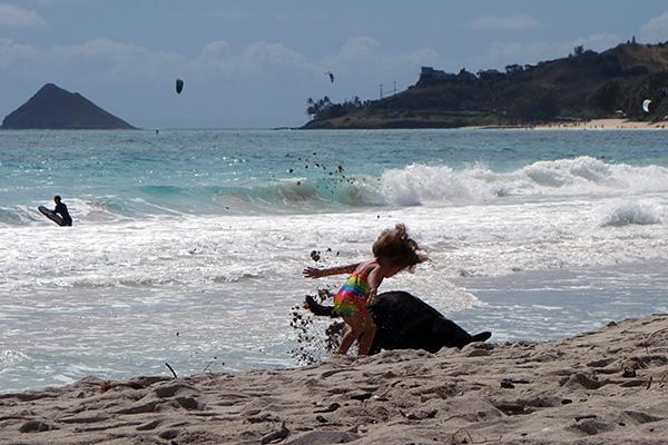 Kalama Beach