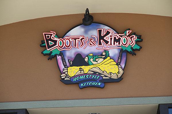 Boots & Kimos