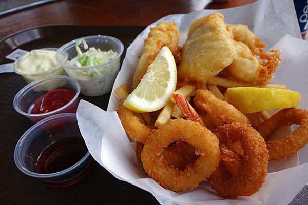 Island Fish & Chips