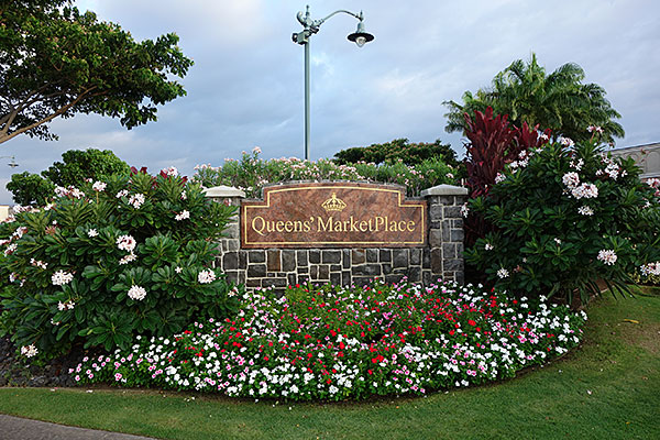 Queen's Market Place