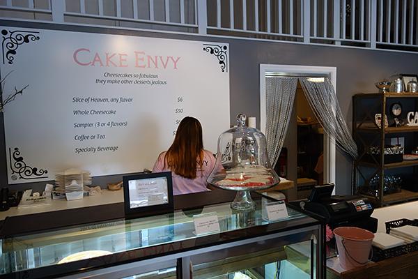 Cake Envy