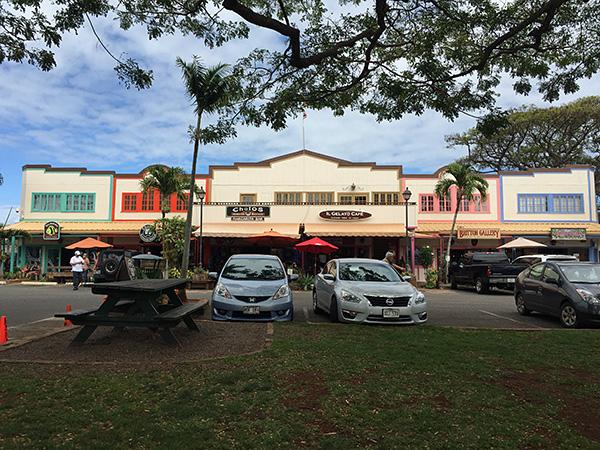 新生ノースショア散歩 & MW Restaurant @ 8th Hawaii